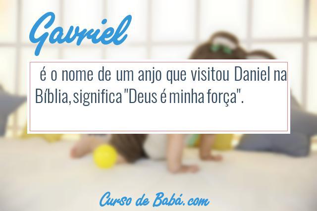 Gavriel