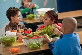 alimentacao saudavel educacao infantil