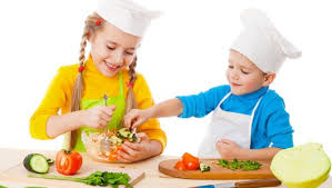 alimentacao saudavel infantil escola