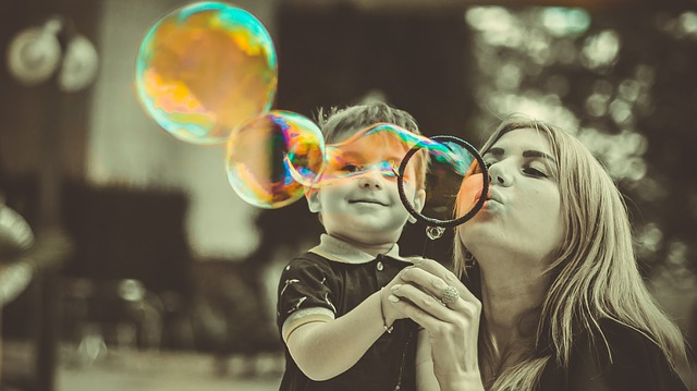 atividades crianca autista bolhas