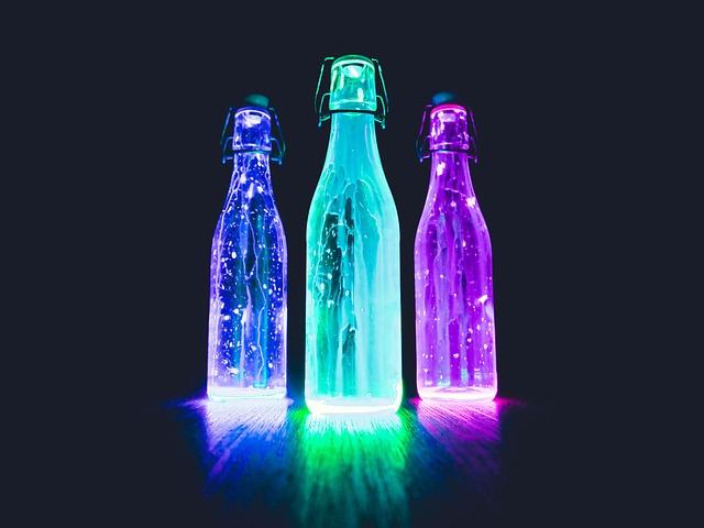 atividades crianca autista garrafa sensorial