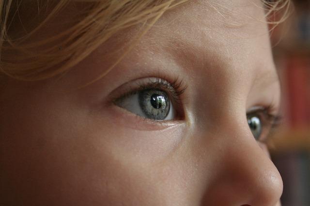 atividades crianca autista olhar