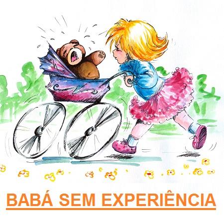 bab� sem experi�ncia