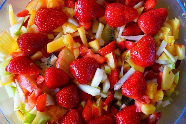 brincadeira de rua salada de frutas
