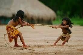 brincadeiras indigenas jogos
