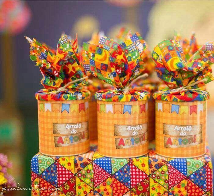 decoracao-festa-junina-reciclavel-lata-lembrancinha