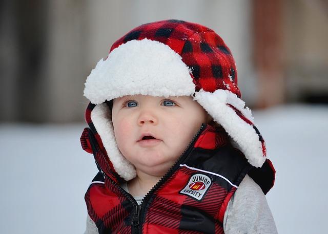 lista enxoval bebe inverno