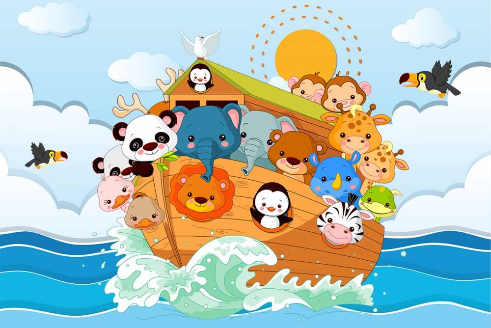 7 Melhores Histórias Bíblicas Infantil Confira
