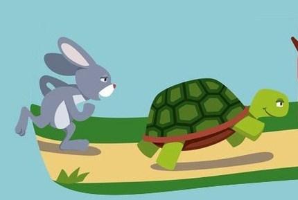 historias-para-dormir-lebre-tartaruga-esperta
