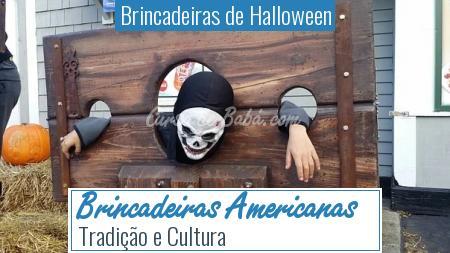 Brincadeiras de Halloween - Brincadeiras Americanas