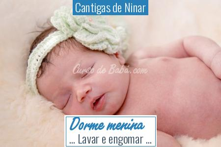 Cantigas de Ninar - Dorme menina