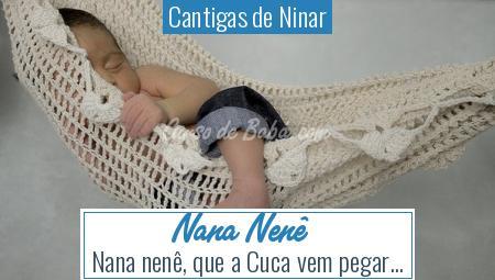 Cantigas de Ninar - Nana Nenê