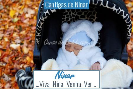 Cantigas de Ninar - Ninar