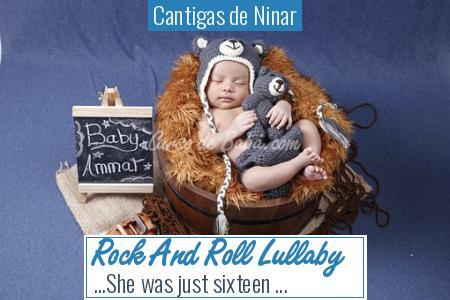 Cantigas de Ninar - Rock And Roll Lullaby