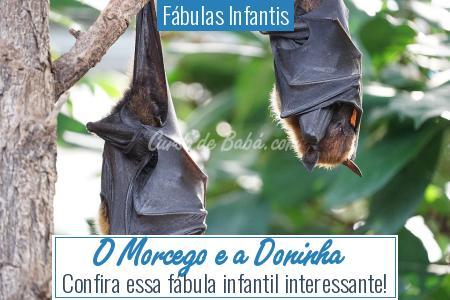 Fábulas Infantis - O Morcego e a Doninha