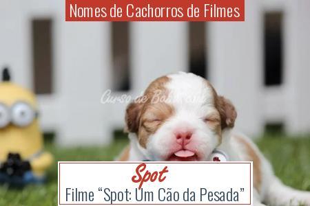 Nomes de Cachorros de Filmes - Spot
