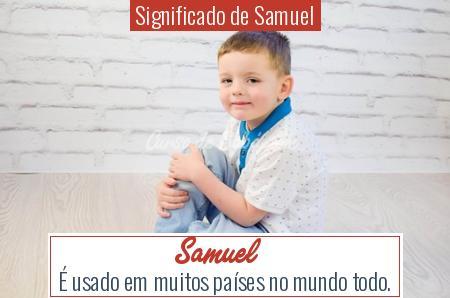 Significado de Samuel - Samuel