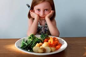meu filho nao come o que fazer