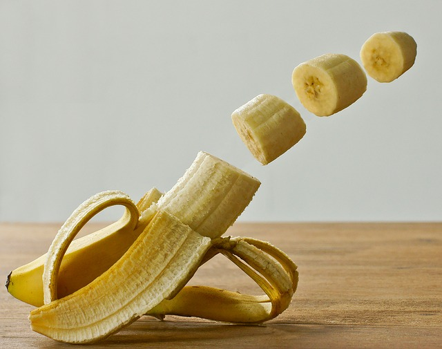 papinha doce de banana